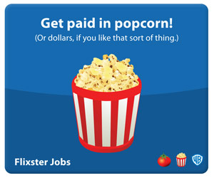 Flixster recruiting card