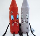 Rayola Sad Crayon Plush Toy