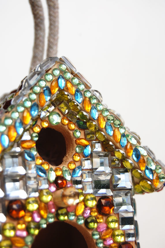 Birdhouse Bling